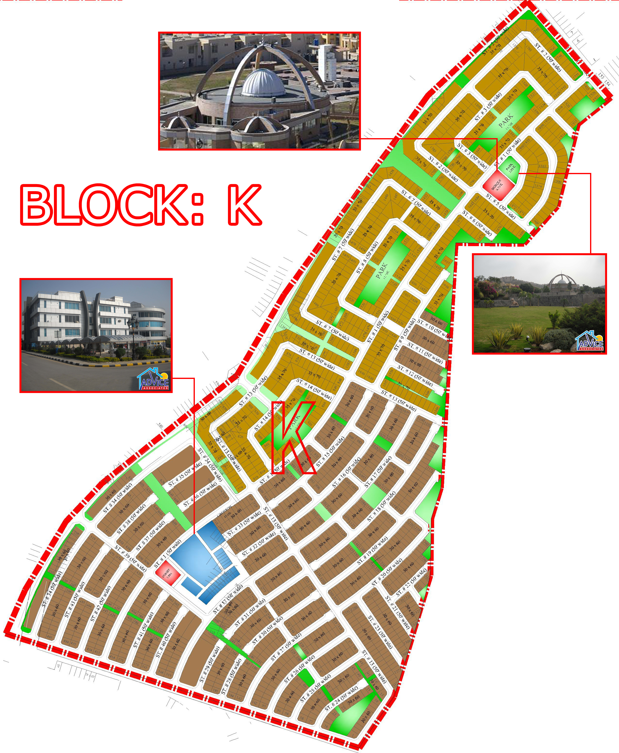 Bahria Town Islamabad Phase 8: Free Real Estate Classifieds Of Pakistan