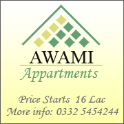 awami villas appartment