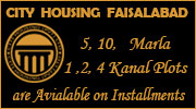 Citi Housing Faisalabad