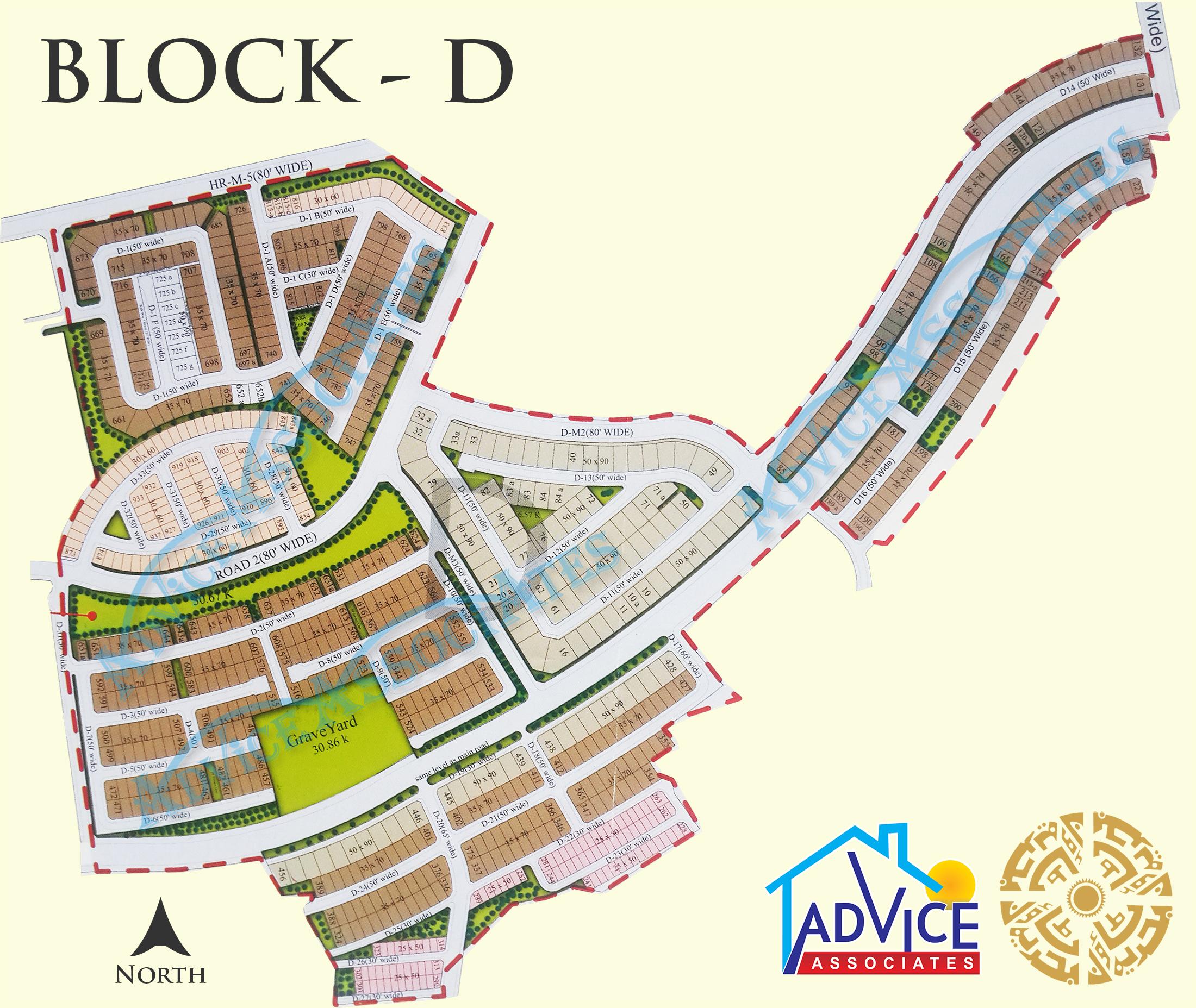 Bahria Town Islamabad Phase 8: Bahria Town Phase8 Key Plan , Bahria Town Map